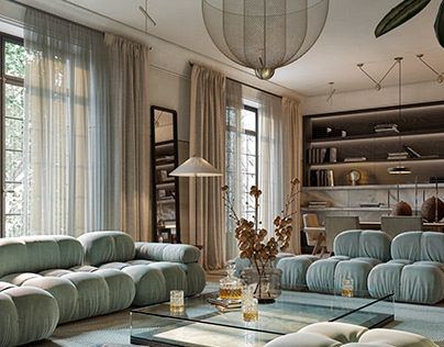 Renovation Of Historic Parisian Apartment