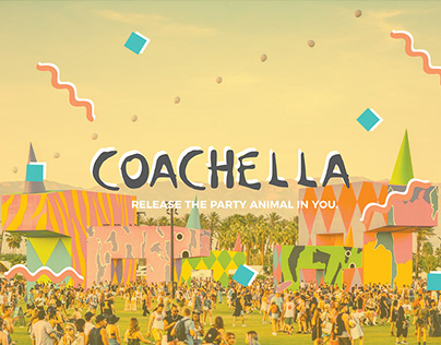 Coachella 2017 Website