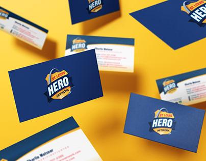 St. Louis Hero Network Branding