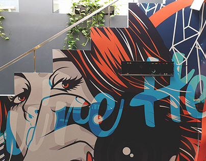 Hogarth WW Sydney | Mural Art & Decals