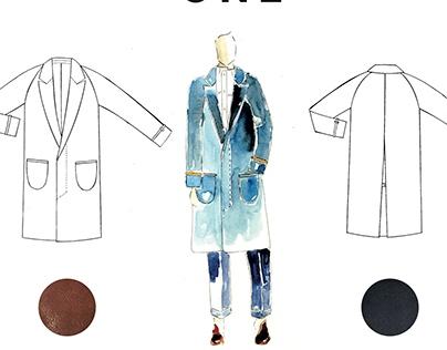 Colección hombre - tailoring CÉLINE - DAVID HOCKNEY