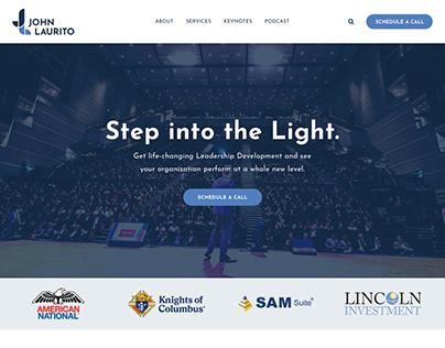 John Laurito - Branding & Website Design