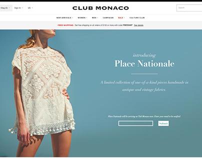 Club Monaco - Place Nationale Preview