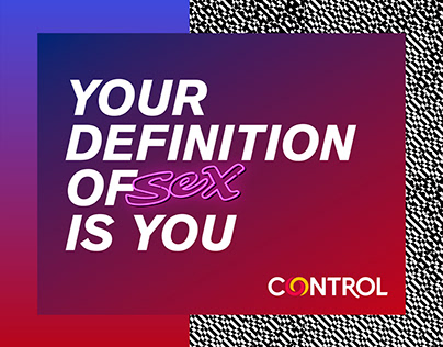Control - Your definition of sex is You