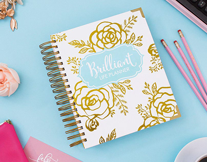 Brilliant Business Moms - Print - Daily Planner
