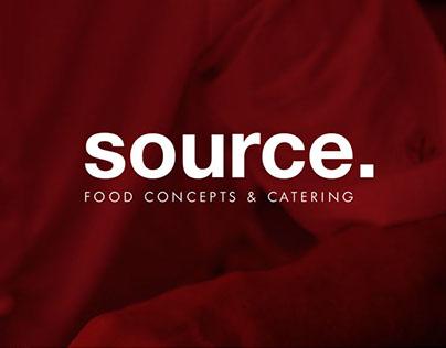 Source Food Website