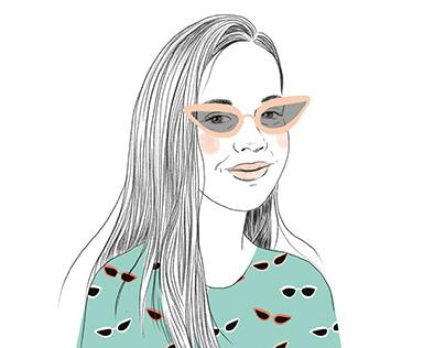 Illustrations - Portrait Commission