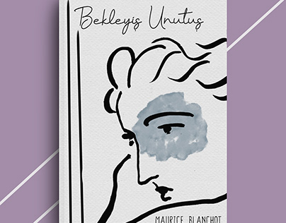 Bekleyiş Unutuş - Book Cover Design