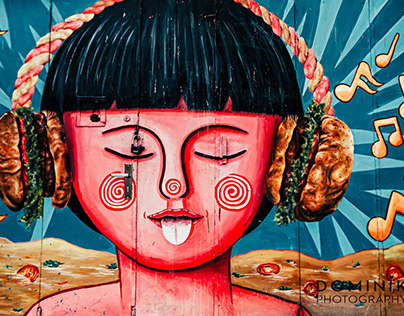 Street Art & Graffiti from Central Java - Indonesia