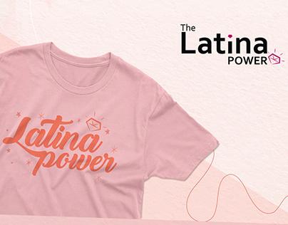 Franela Power /The Latina Power