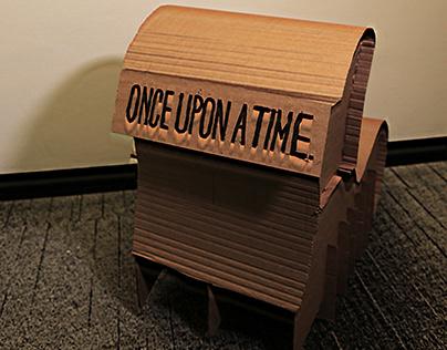 Blob Chair #1