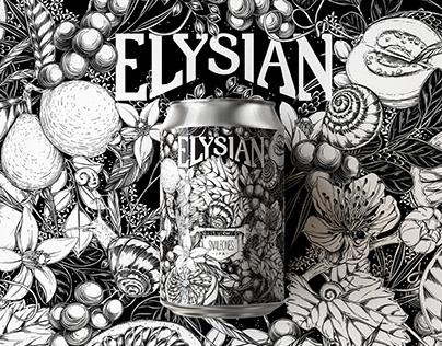 Elysian Brewing | Snailbones IPA by Maggie Enterrios