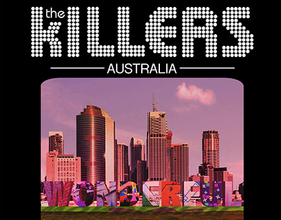 The Killers - Australia