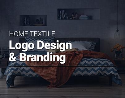 Home Textile Branding & Logo Design