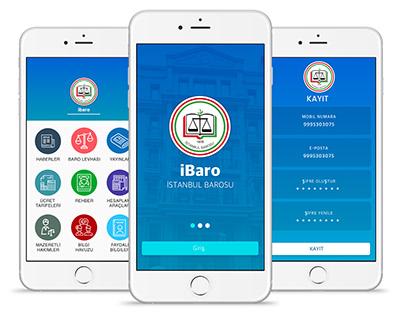 iBaro Mobil App