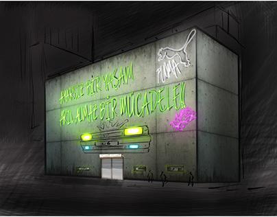 Puma Moscow Outlaw