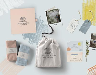 Children's clothing brand - Visual Identity