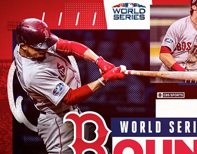 CBS Sports Social Media // Boston Advances