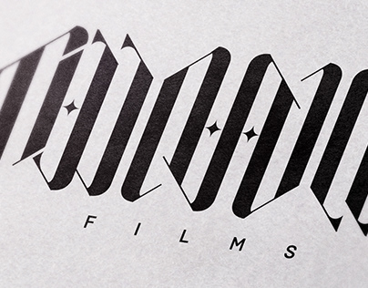 Ambigram : Two Faced Films