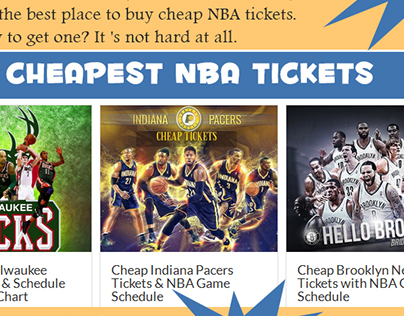 discount NBA tickets