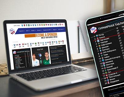 FNL | concept web-site