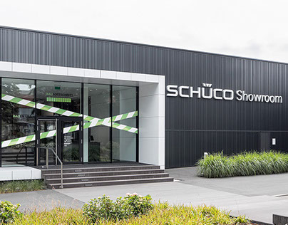 Schüco Showroom | Bielefeld 2017