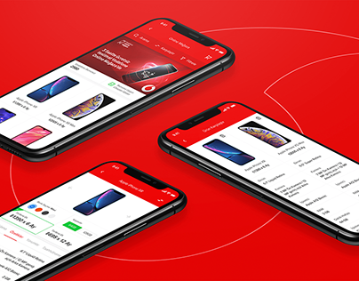 Vodafone Yanımda Designathon Online Store
