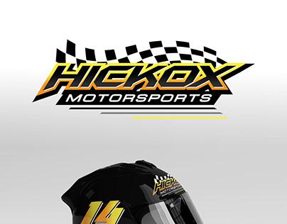 Logo design for a motorsports racing team