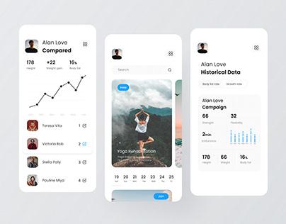 Sports Recording app