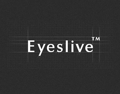 Eyeslive™ I 艾思媒體品牌識別