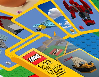 Jogo de Pares LEGO