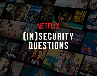 (In)security Questions