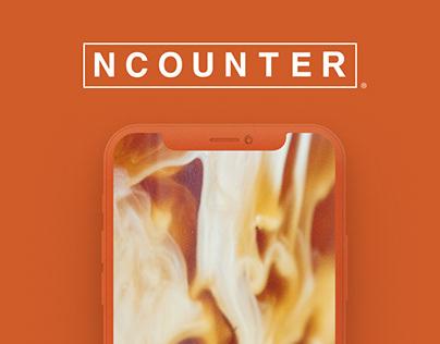 Ncounter | Website Redesign 🖥