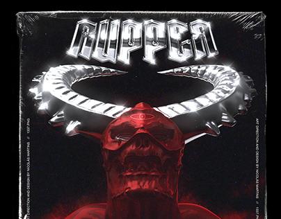 RUPPER DEMON (COVER ART/3D CHROME STYLE)