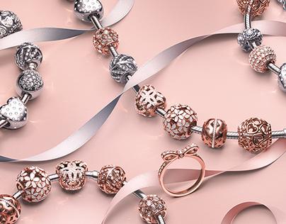 Pandora Rose Campaign