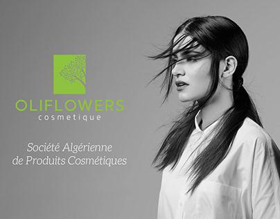 OLIFLOWERS - Full Brand Redesign