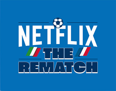 Netflix | The Rematch | Social activation | 2019