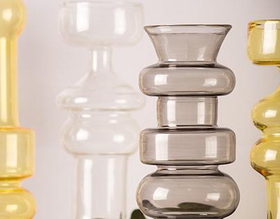 Room No.9's Cero Vases Shoot