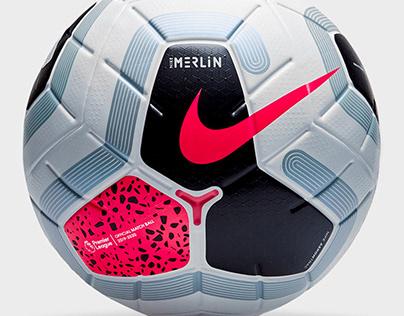 Nike Merlin   Premier League Match Ball 2019/20
