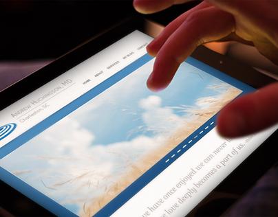 Responsive Website Design, Logo, Stationary Design