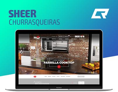 Scheer - Website + E-commerce