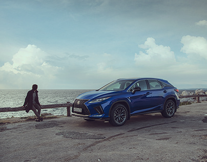Lexus RX // Lifestyle