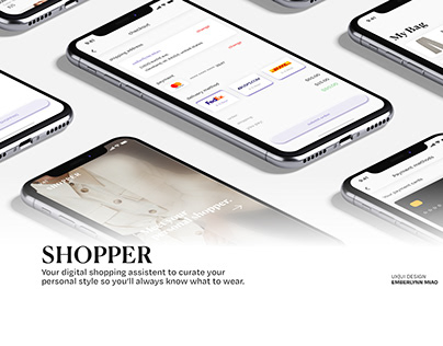 Personal Shopper UX/UI