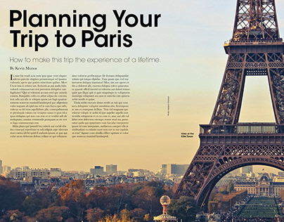 International Tourist Chaperone