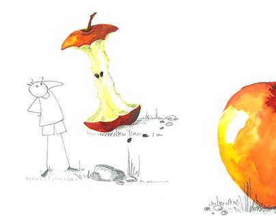 Children's Book Design (Freelance project)