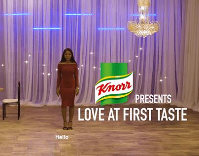 Knorr - Love At First Taste