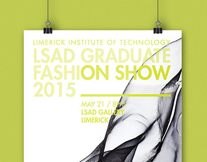 LSAD Fashion Show 2015