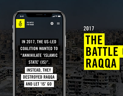 The battle of Raqqa