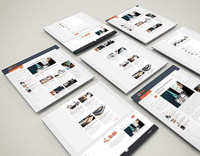 Blog & Forum | Wordpress Responsive Website