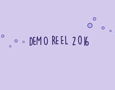Demo Reel • 2016